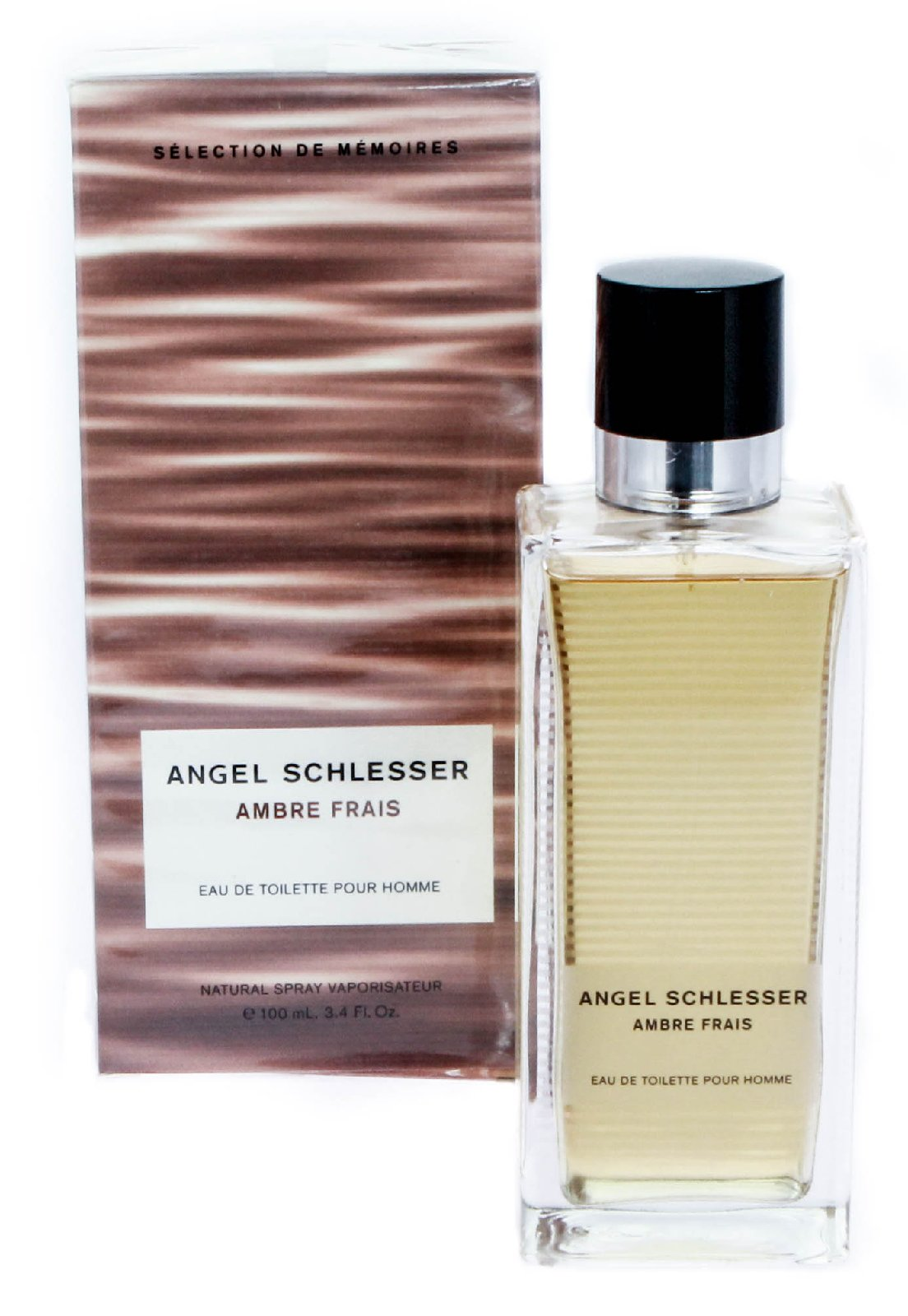 angel schlesser ambre frais pour homme 100ml eau de toilette neu ovp ebay. Black Bedroom Furniture Sets. Home Design Ideas